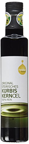 Fandler Original steirisches Kürbiskernöl g.g.A., 1er Pack (1 x 250 ml) - 1