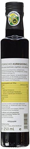 Fandler Original steirisches Kürbiskernöl g.g.A., 1er Pack (1 x 250 ml) - 4