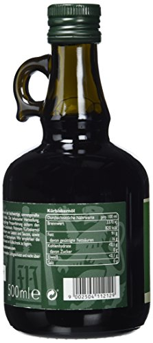 Kürbiskernöl - 3
