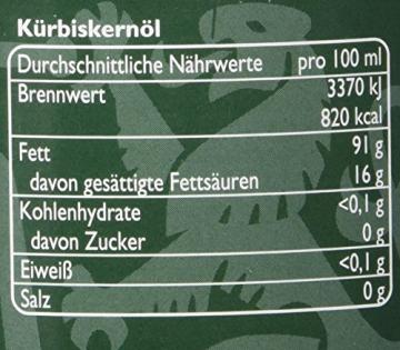 Kürbiskernöl - 4