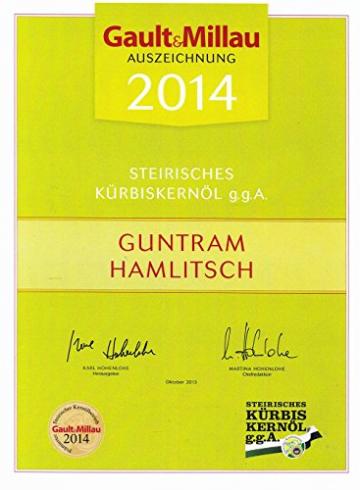 Ölmühle Hamlitsch Steirisches Kürbiskernöl g.g.A., 250 ml, 1er Pack (1 x 250 ml) - 2