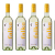 Dürnberg - Falko, Muskatellercuvée 2019 - Qualitäts Weißwein aus Österreich, trocken (6 x 0,75l) - 1