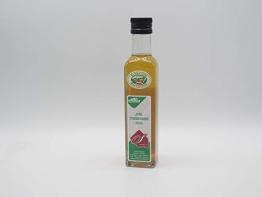 Essigmanufaktur Oswald / Schaffer - Apfel - Zitronenverbeneessig, naturtrüb, histaminarm, vegan, 250 ml - 1