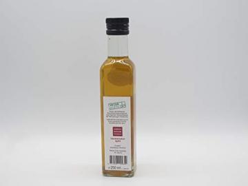 Essigmanufaktur Oswald / Schaffer - Apfelessig, naturtrüb, histaminarm, vegan, 250 ml - 2
