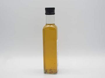 Essigmanufaktur Oswald / Schaffer - Apfelessig, naturtrüb, histaminarm, vegan, 250 ml - 3