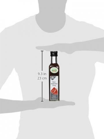 Essigmanufaktur Oswald / Schaffer - Hauszwetschkenessig, naturtrüb, histaminarm, vegan, 250 ml - 2