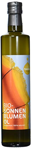 Fandler Bio-Sonnenblumenöl, 1er Pack (1 x 500 ml) - 1