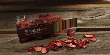 Getrocknete Erdbeeren 35g - getrocknete Beeren vom Bodensee - Vitaminreich dank schonender Trocknung - Erdbeer Chips als Snack für Gourmets - 2