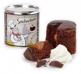 Hanauer Mini Sachertorte, 1er Pack (1 x 150 g) - 1