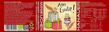 Hanauer Minikuchen Erdbeer-Cranberry
