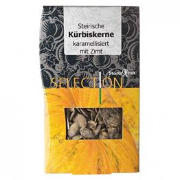 Steirerkraft - Steirische Kürbiskerne - Zimt Selection - 100 g - 1