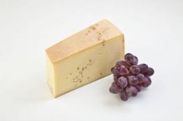 Tiroler Bauernstandl - 1 kg Käse - Bio Bocksberger, Hartkäse aus silofreier Heumilch mit Bockshornklee - 1