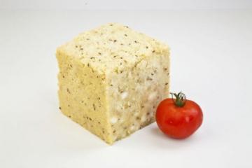 Tiroler Bauernstandl - Käse - Graukäse Kümmel 1 kg - 1