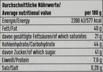Zotter Variation Klassik (Bitter Classic, Edel-Mandel, Cafe Latte, Nuss-Nougat, Weiße mit Vanille) 1er Pack (1 x 110 g) - Bio - 2