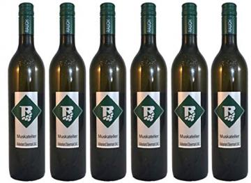 Muskateller 2019 DAC Vulkanland Steiermark 6 Flaschen Weinhof Rauch - 1